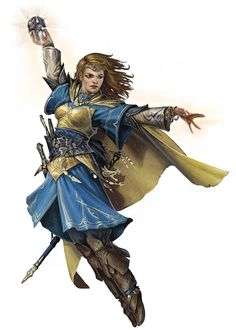 Psion by BenWootten female armor clothes clothing fashion player character npc | Create your own roleplaying game material w/ RPG Bard: www.rpgbard.com | Writing inspiration for Dungeons and Dragons DND D&D Pathfinder PFRPG Warhammer 40k Star Wars Shadowrun Call of Cthulhu Lord of the Rings LoTR + d20 fantasy science fiction scifi horror design | Not Trusty Sword art: click artwork for source