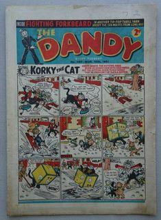 Dandy comic #485 - 10 Mar 1951 VG- (phil-comics)
