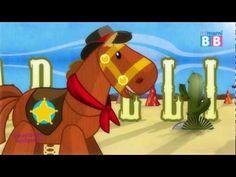 Caballito (Video animado para bebés) - YouTube