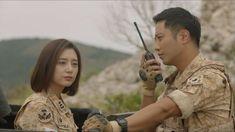 DESCENDANTS OF THE SUN--JIN GOO--KIM JI WON