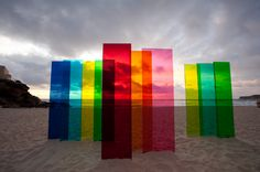 Sculpture by the Sea in Sydney, Australia by Nicolas Elias  beautiful!
