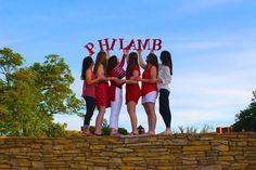 University of Oklahoma Sigma Phi Lambda Recruitment