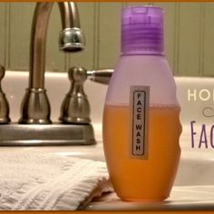 Homemade Face Wash – A Natural Facial Cleanser http://www.myclearorganics.com/home/24-skin-care-nighttime-moisturizer.html