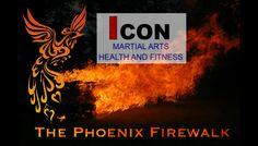 Firewalk event 9th October 2015  www.phoenixfirewalk.uk/events