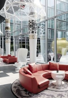 online hotel reservations in Kameha Grand Hotel Bonn Bonn Germany, North Rhine Westphalia, Rooftop Pool, Hotel Reservations, Baroque Fashion, Red Interiors, Grand Hotel, 2nd Floor, Hotel Offers