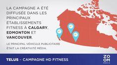 Campagne Telus HD