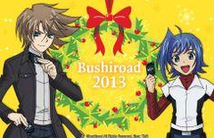 Kai and Aichi