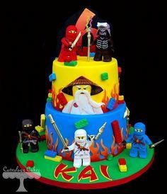 ninjago cake topper - Pesquisa Google