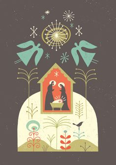 Nativity by Night by Tracy Walker More