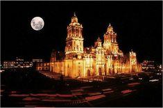 Catedral de la Ciudad de México.  antidepresivo.net