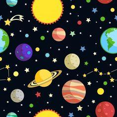 Wednesday's Guest Freebies ~ Freepik ✿ Follow the Free Digital Scrapbook board for daily freebies: https://www.pinterest.com/sherylcsjohnson/free-digital-scrapbook/ ✿ Visit GrannyEnchanted.Com for thousands of digital scrapbook freebies. ✿ Space planet scrapbook paper stars