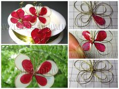 Crafts from wire and nail polish This article focuses on an interesting technique used to make various decorative objects for which you do not need anything other than the wire and the thickened nail polish ! Is not it very attractive: no extra expenses! Wire sure there will almost every home (besides, it is necessary …