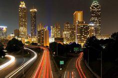 Jackson Street Bridge Atlanta | 8 Fun Things to do in Atlanta | Travel City Guide | Photo: Mike Eloff of Life of Mike | via @Just1WayTicket