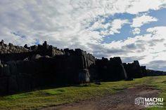 Saysayhuaman Inca Fortress #IncaFortress #Saqsayhuaman #BestOfPeru #Cusco #Peru #MachuTravelPeru #CustomMadeTours #Travel #SharingPleasantMoments
