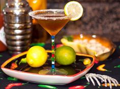 Holiday cocktails, Navidad and Recetas on Pinterest