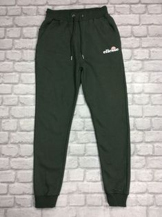 Activewear Clothing, Shoes & Accessories Ellese Mens Medium Tracksuit Bottoms High Standard In Quality And Hygiene