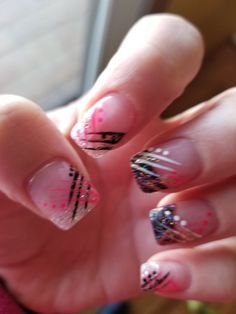 Pinned From The Kodak Gallery App Awesome Unique Nail Designs
