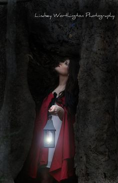 red riding hood, photography