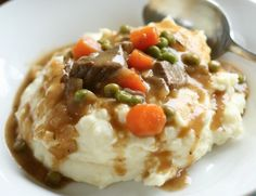 Irish Beef Stew & Mashed Potatoes