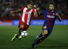 Banh 88 Trang Tổng Hợp Nhận Định & Soi Kèo Nhà Cái - Banh88.infoTin Tuc Bong Da -  Với 9 bàn thắng sau 5 vòng đấu đầu tiên Messi tiếp tục là niềm hi vọng số một của Barca trong chuyến làm khách trên sân nhà của Girona ở vòng 6 La Liga.  Nhập cuộc với tốc độ cao Barca nhanh chóng chiếm lĩnh trận đấu dù phải thi đấu trên sân khách. Với Messi trên hàng công cùng sự cơ động của Iniesta và Paulinho Barca liên tục uy hiếp khung thành đội chủ nhà.  Phút thứ 17 từ một tình huống phạt góc bóng được…