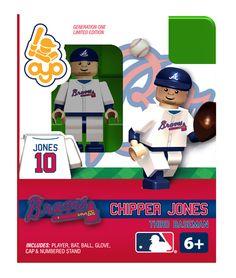 Everyone LOVES Chipper Jones!