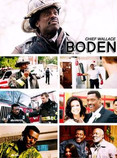 Chief Wallace Boden