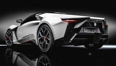W Motors Fenyr SuperSport and Lykan HyperSport   Five Scary-Fast Supercars