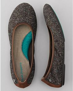 d1f43e8fe05c appreciate the arch support in a flat. Chaste Ballet Flats