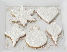 Winter Wonderland Guest Dessert Feature