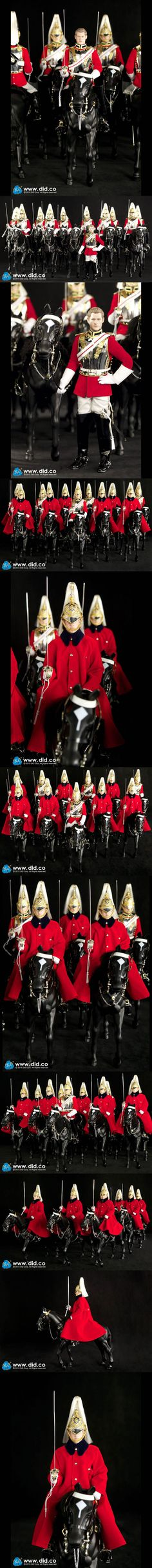 [DID - K80108 - The Life Guards]