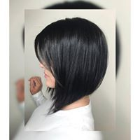 Graduated Bob with Goldwell Color #hairbyjoemary  Salon Eden of Raleigh #salonedenofraleigh book an appointment today !