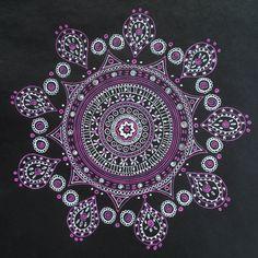 Motivation Mandala by Laurie Fahlman