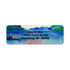 @@@Karri Best price          	Fishing Lake watercolor Return Address Labels           	Fishing Lake watercolor Return Address Labels today price drop and special promotion. Get The best buyDiscount Deals          	Fishing Lake watercolor Return Address Labels lowest price Fast Shipping and save your...Cleck Hot Deals >>> http://www.zazzle.com/fishing_lake_watercolor_return_address_labels-106897226442545814?rf=238627982471231924&zbar=1&tc=terrest