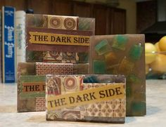 Check out this item in my Etsy shop https://www.etsy.com/listing/508900809/the-dark-side-masculine-woodsy-handmade