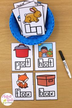Hands-on, engaging, and systematic phonics for beginning readers! This short o packet is part of Phonics Made Fun Level A Bundle! Included in this bundle Teaching Phonics, Phonics Activities, Preschool Phonics, Teaching Resources, Cvce Words, O Words, Phase 1 Phonics, School Age Activities, Kindergarten Activities