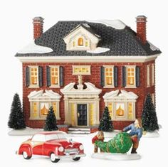 """Department 56: Products - """"Richmond Holiday House"""" - View Lighted Buildings"""