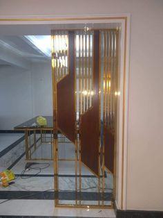 Steel Handrail, Divider, Room, Furniture, Home Decor, Bedroom, Decoration Home, Room Decor, Rooms