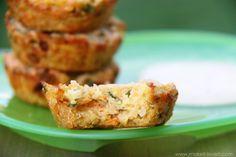Simple Dinners: Parmesan Quinoa Bites