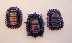 How to Make a Beaded Bezel for Cabochons - The Beading Gems Journal