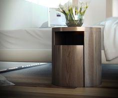 Master Bedroom. Modloft Mulberry 1 Drawer Nightstand | AllModern