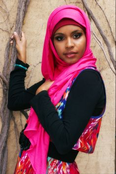 She is so beautiful MashaAllah