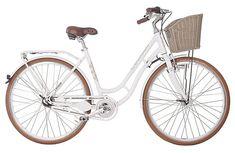 Dámské retro kolo Cossack Retro City 7, bílé Bicycle, Retro, City, Bike, Bicycle Kick, Bicycles, Cities, Retro Illustration