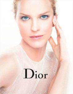 Eva Herzigova for Dior Beauty