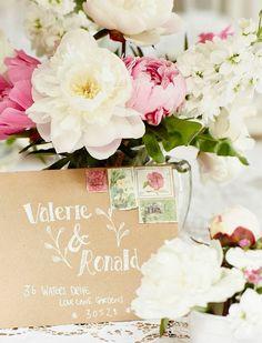 Selina Lake: Romantic Styling - My Wedding Journal