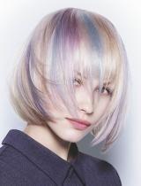 Blonde Straight Hairstyle by Schwarzkopf