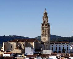 Jerez de los Caballeros.  Iglesia de Santa Catalina