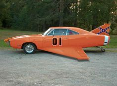 General Lee Dukes of Hazard Plane Weird Cars, Cool Cars, Crazy Cars, My Dream Car, Dream Cars, Dukes Of Hazard, Paw Patrol Toys, 1969 Dodge Charger, Dodge Chrysler