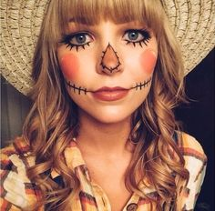 Rag doll - Halloween Ideas - Gorgeous Makeup and Costume Halloween Town, Halloween 2017,