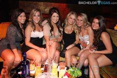 stagette party Las Vegas