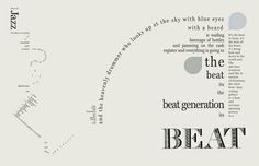 Beat Generation Art Print